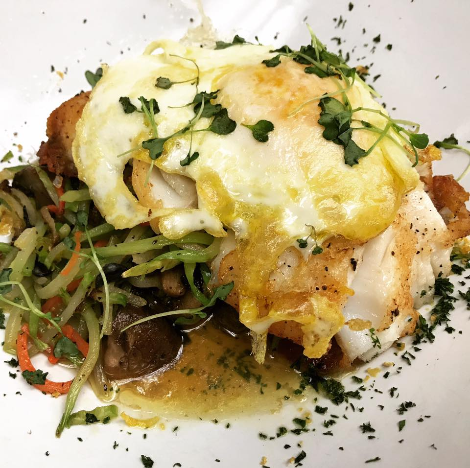 An Image of the Mediterranean Turbot meal